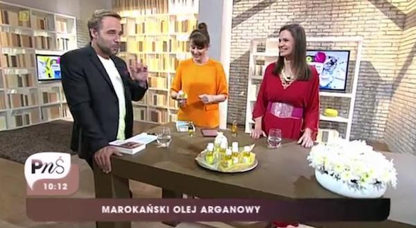 Olejek arganowy i jego produkcja w Maroko